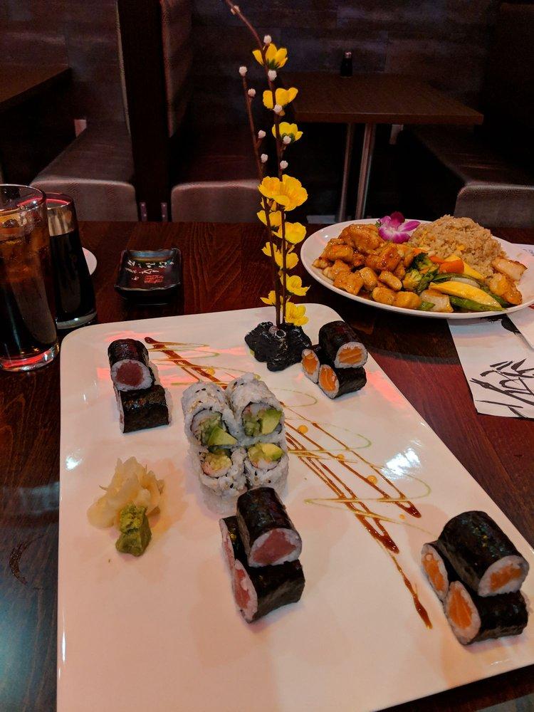 Saga Sushi: 9 Harding St, Lakeville, MA