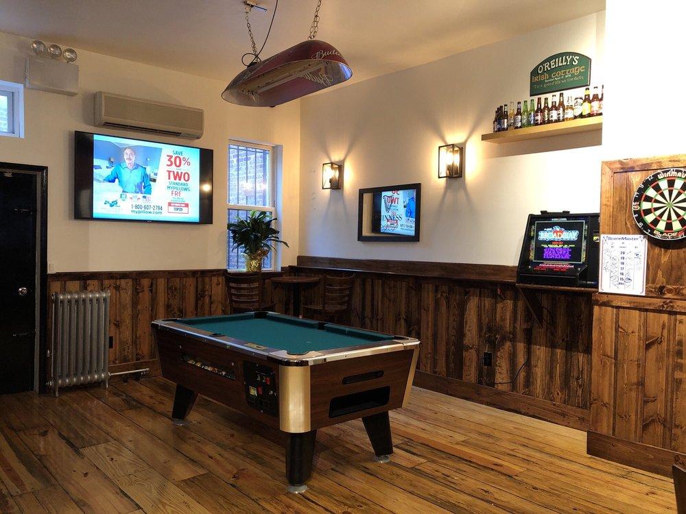 Breifne Pub: 169-04 Crocheron Ave, Flushing, NY