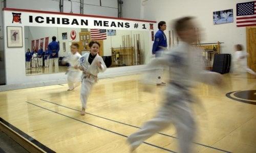 Ichiban Karate Schl: 5736 Limaburg Rd, Burlington, KY