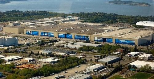 Boeing Everett Tour Address