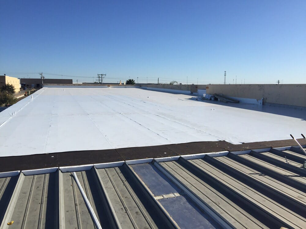 Energy efficient roofing solutions for retrofits including for Energy efficient roofing