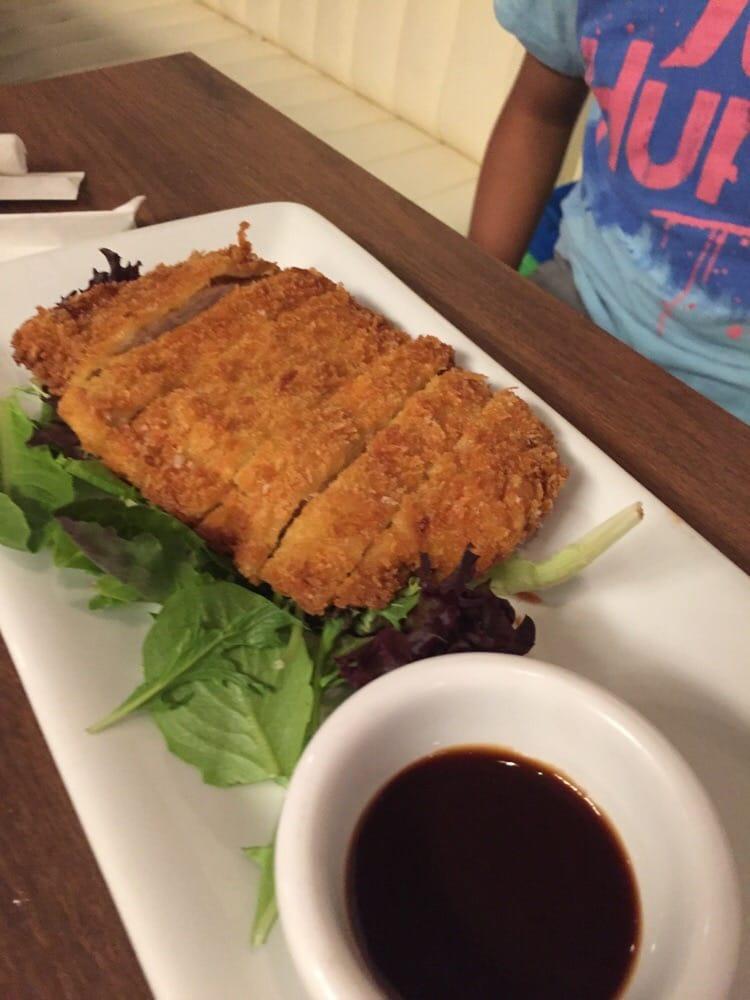Pork cutlet yelp for Aki japanese cuisine
