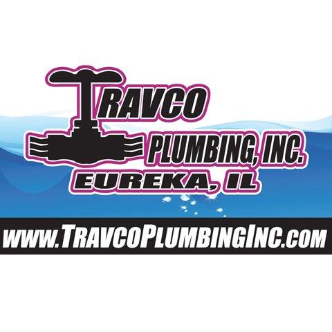 Travco Plumbing: 105 W Mill St, Eureka, IL