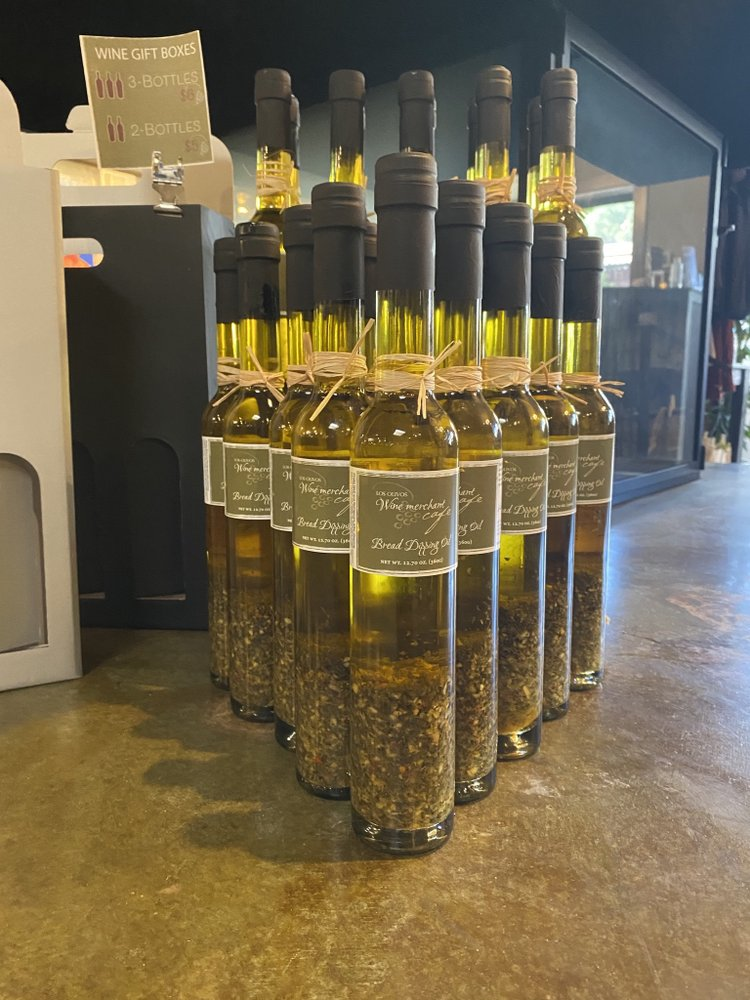 Los Olivos Wine Merchant & Cafe: 2879 Grand Ave, Los Olivos, CA