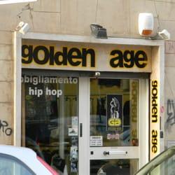 sports shoes 106f5 095bd Golden Age - Shopping - via delle Acacie 7A, Casilino, Roma ...