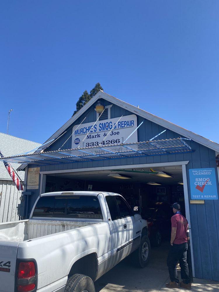 Murchie's Smog & Repair: 6280 Main St, Georgetown, CA