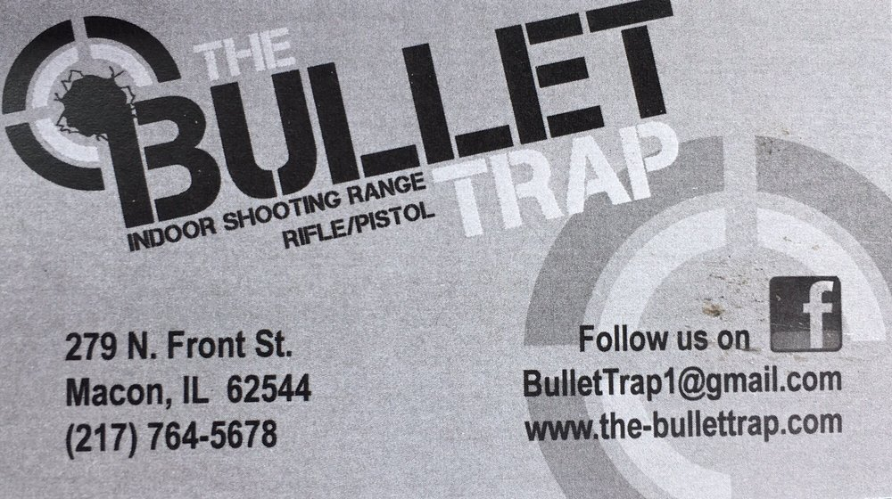 Bullet Trap: 279 N Front St, Macon, IL