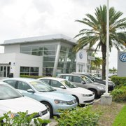 Our Service Department Is Photo Of Wallace Volkswagen Stuart Fl United States