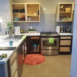 Photo of Kitchen Handyman - Las Vegas, NV, United States. Before cabinet refacing