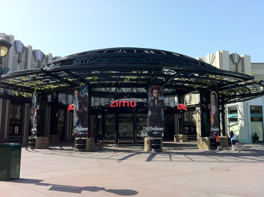 Movie Theater Near Long Beach Ca