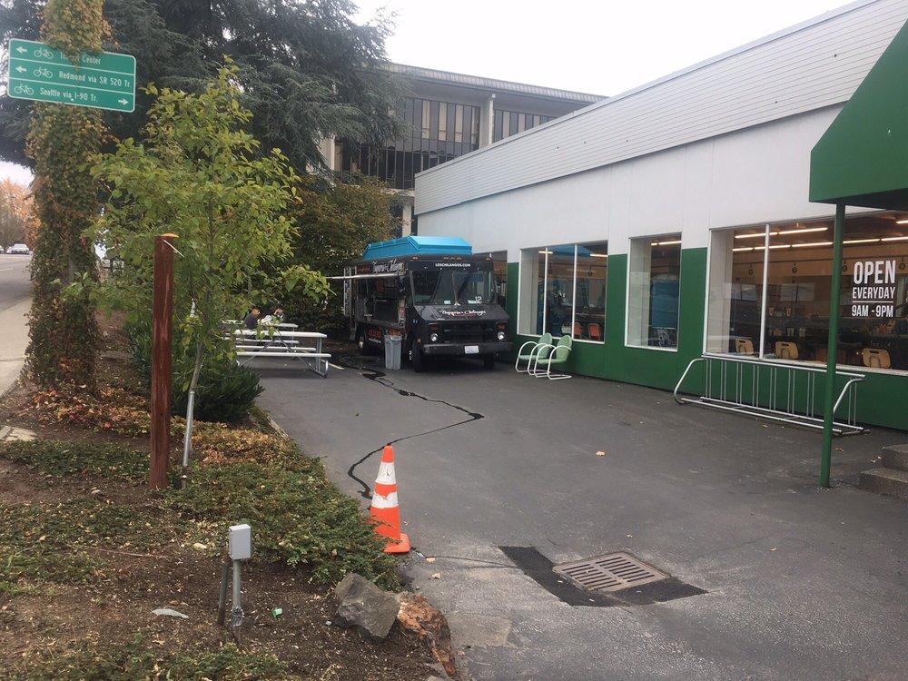 Los Chilangos @ Rudy's Barbershop: 10713 Main St, Bellevue, WA