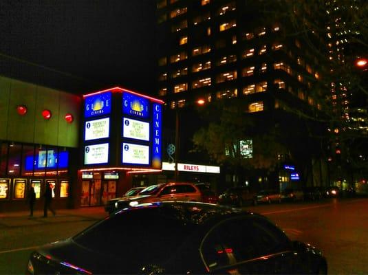 Globe Cinema Calgary 36
