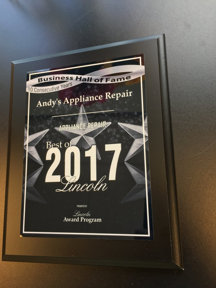 Andy's Appliance Repair
