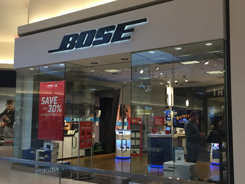 Find Bose Factory Outlet Locations * Store locations can change frequently. Please check directly with the retailer for a current list of locations before your visit.