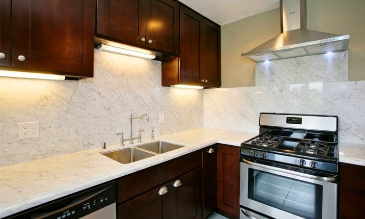 Countertop Paint Near Me : ... States. Marble backsplash & countertops in San Diego kitchen remodel