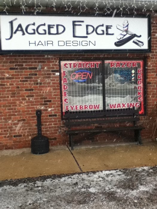 Photos For Jagged Edge Barbershop Yelp