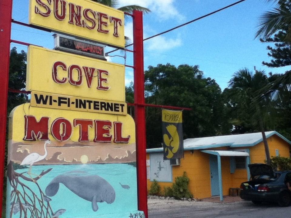 Sunset Cove Motel Key Largo Fl