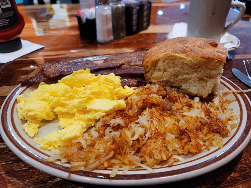 Waterfalls Cafe: 32823 Fm 2978 Rd, Magnolia, TX