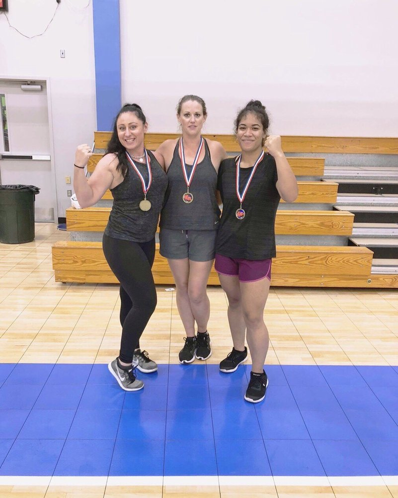Port City Boxing & Fitness: 1302 Castle St, Wilmington, NC