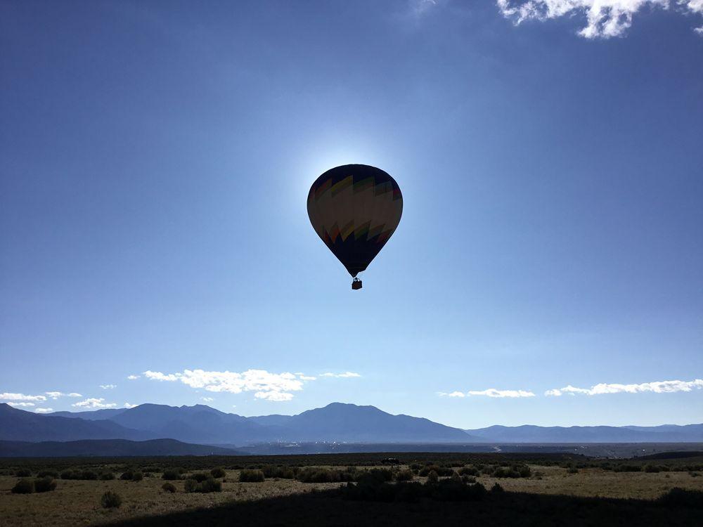 Pueblo Balloons: 926 Paseo Del Pueblo Sur, Taos, NM
