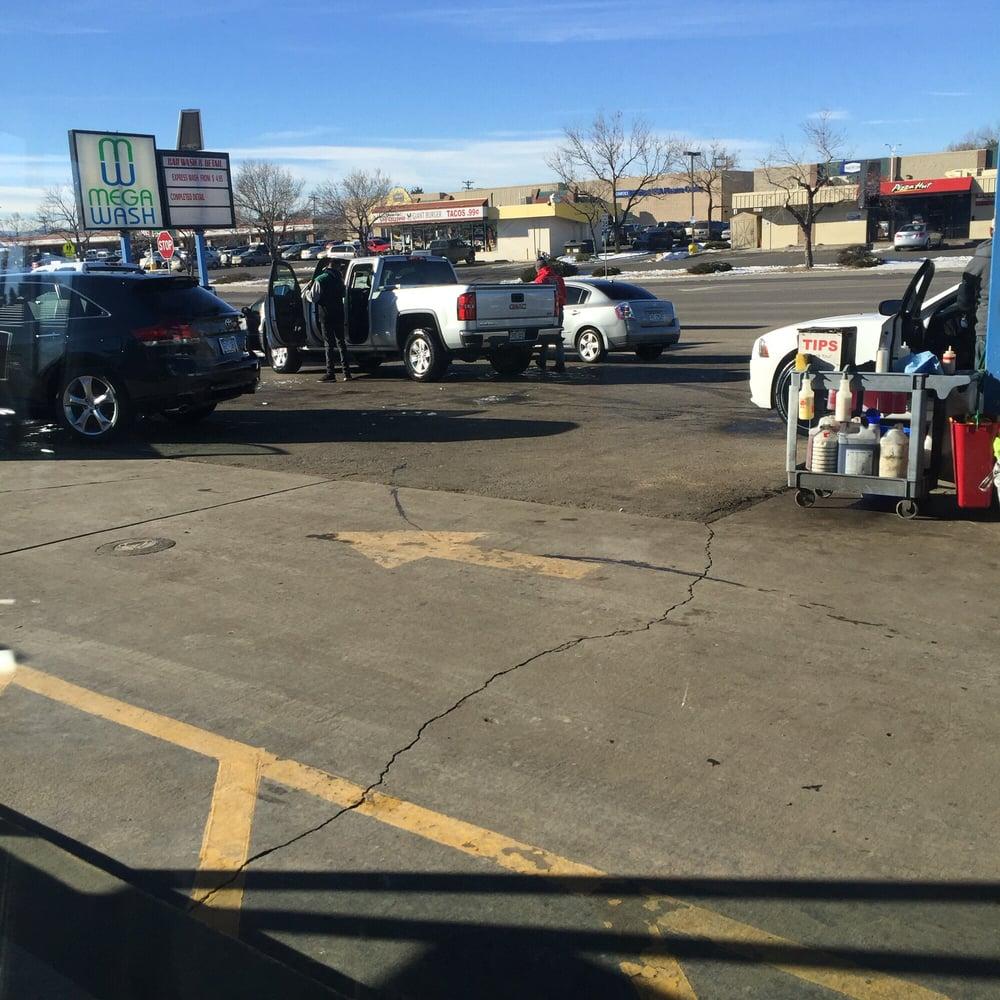 Car Wash Near I  Pecos