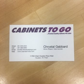 Photo Of Cabinets To Go Houston Tx United States
