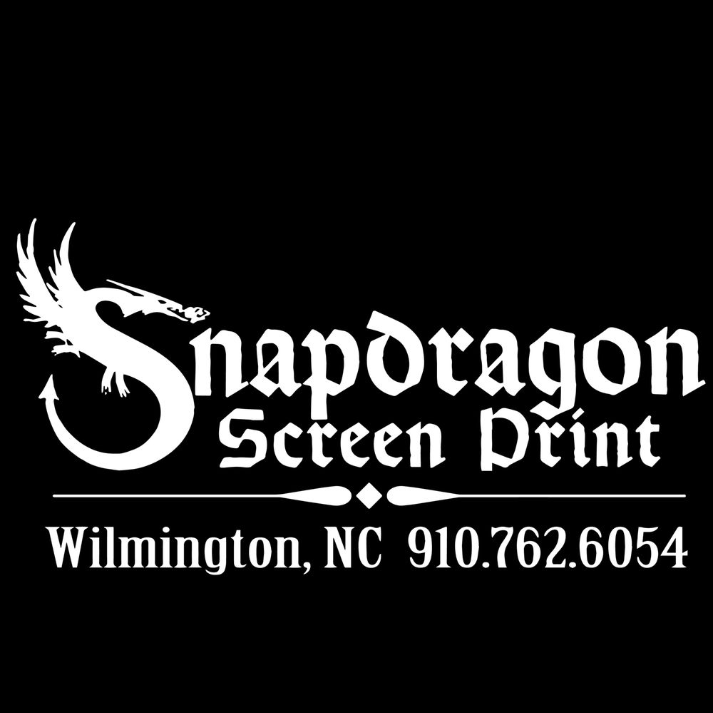 Snapdragon Screen Printing