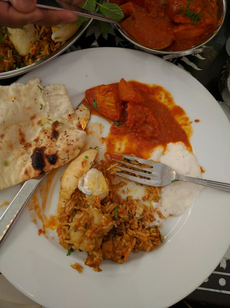 I like it all on my plate yelp for All about indian cuisine