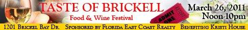 Taste of Brickell Food & Wine