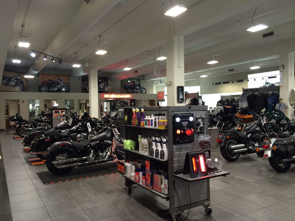 Heritage Harley Davidson - 11 Photos & 47 Reviews ...