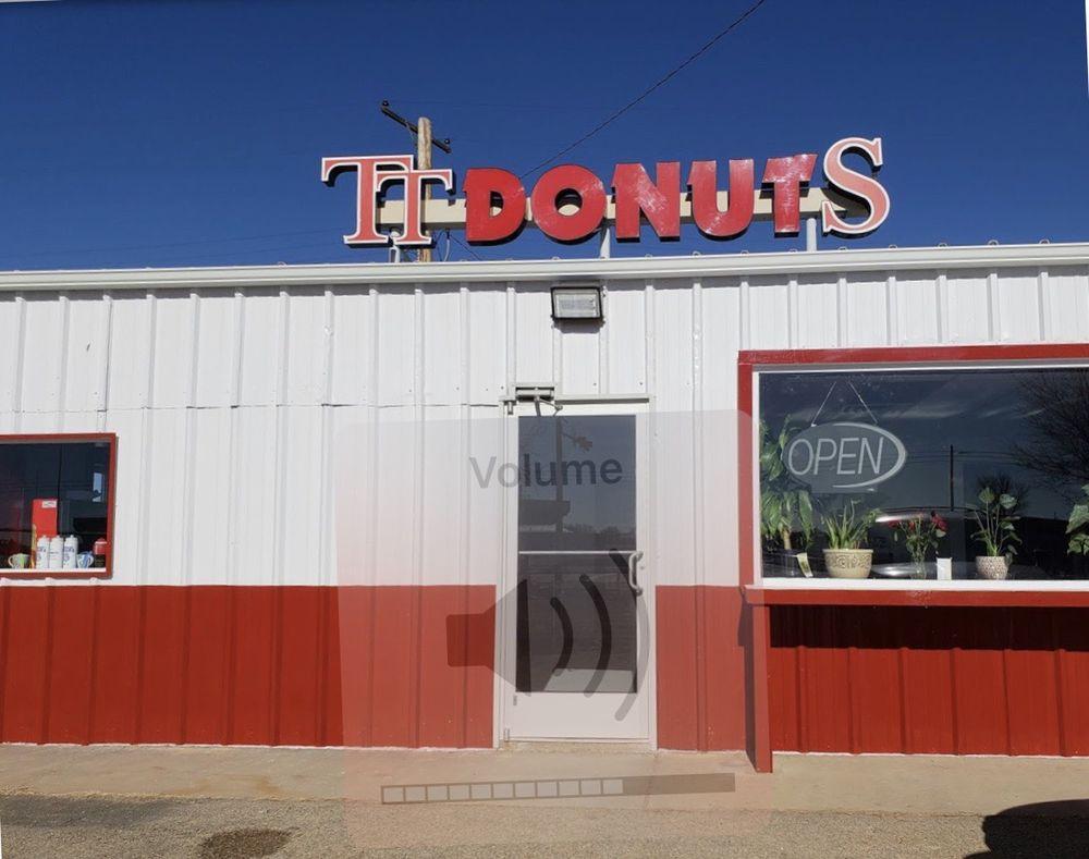 TT Donuts Dalhart: 1701 US-87, Dalhart, TX