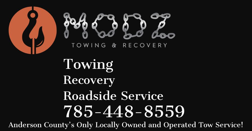 Towing business in Ottawa, KS