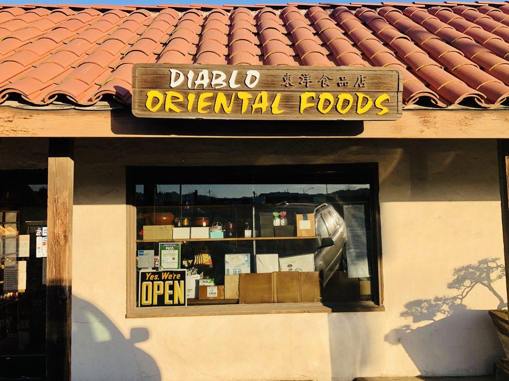 Diablo Oriental Foods: 2590 N Main St, Walnut Creek, CA