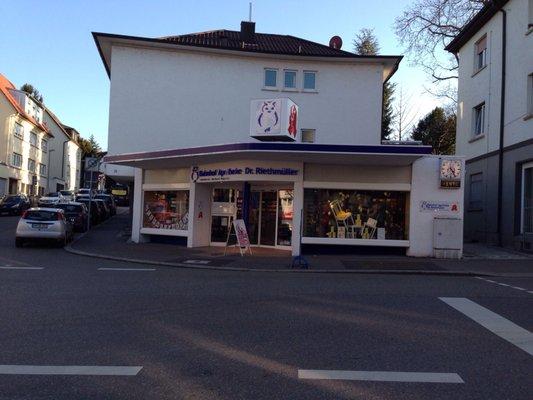Elektriker Waiblingen bahnhof apotheke dr riethmüller apotheke bahnhofstr 25