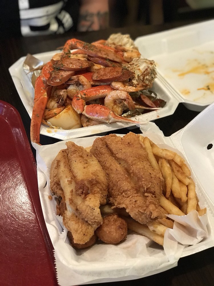 Garners Ferry Seafood & More