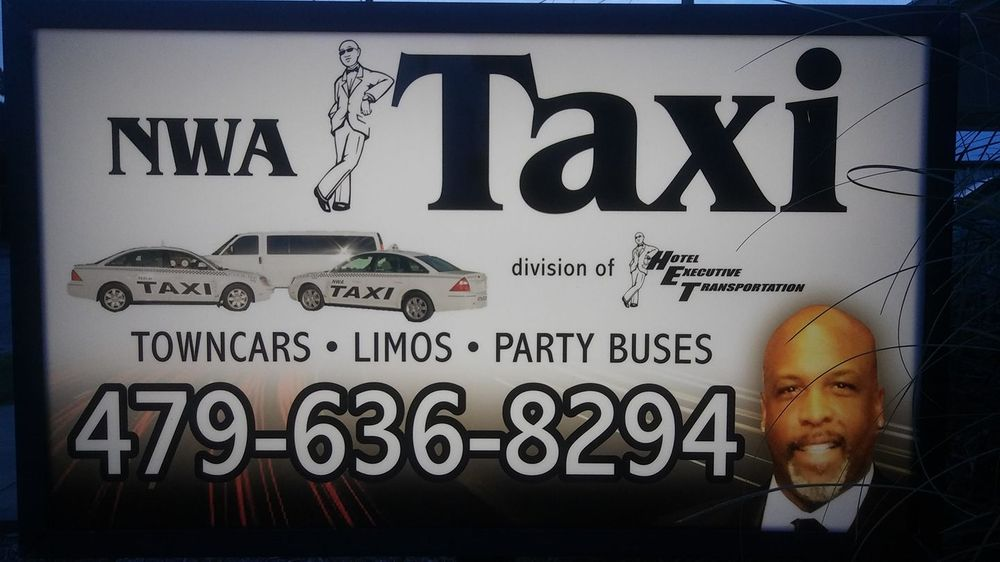 Nwa Taxi: 301 E Locust St, Rogers, AR