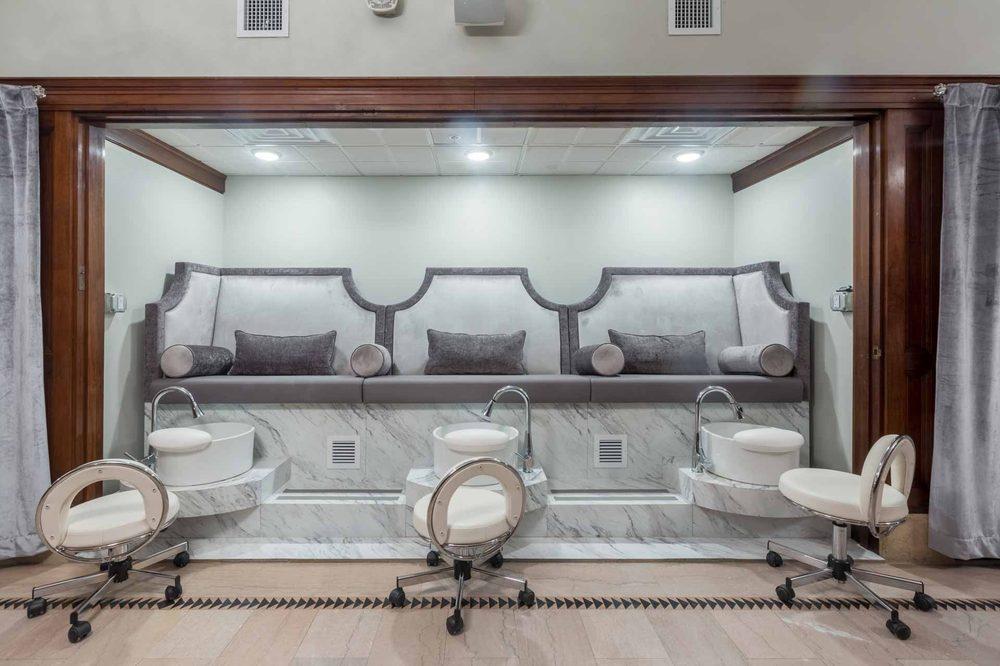 The Vault Beauty Lounge & Urban Retreat: 229 Brady St, Davenport, IA