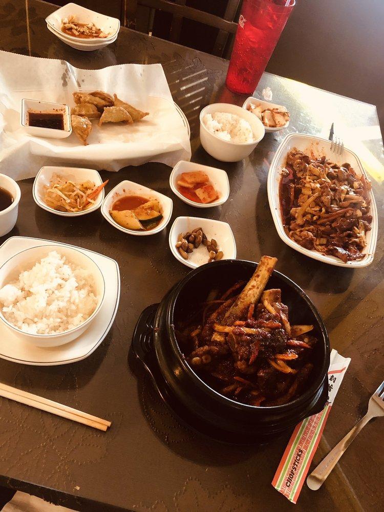 Itaewon Restaurant: 807 Donnell Blvd, Daleville, AL