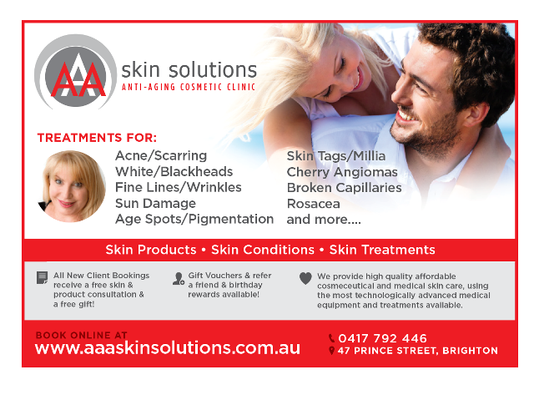 AAA Skin Solutions Cosmetic Clinic - Medical Spas - 5 Mayleen Street