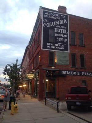 Photo Of Columbia Hotel Kalamazoo Mi United States
