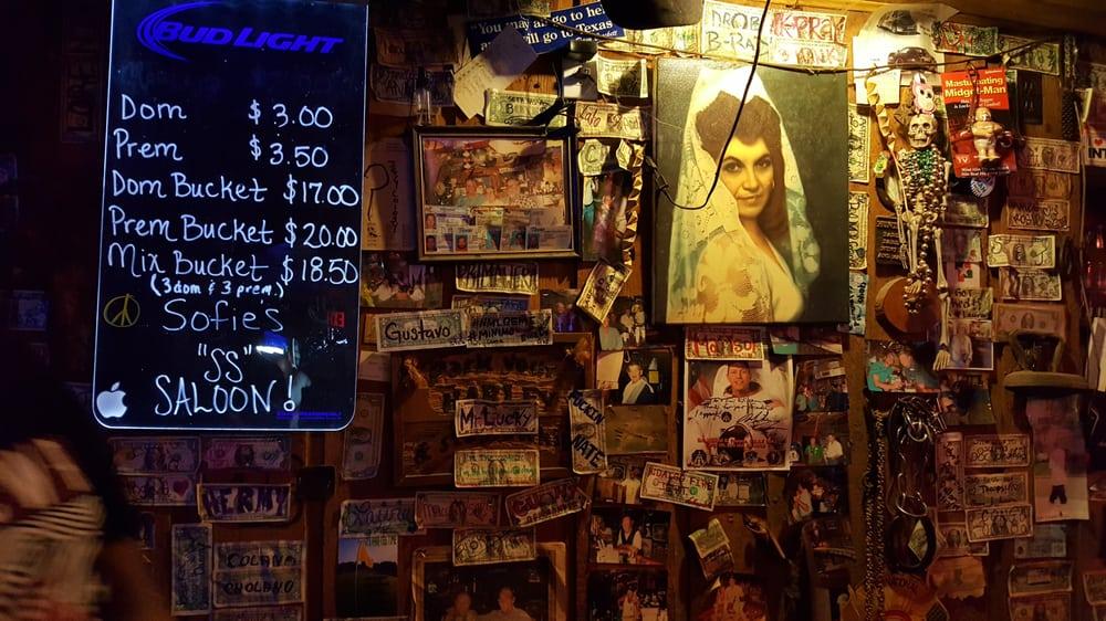 Sofie's Double S Saloon: 6801 S 10th St, McAllen, TX