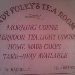 Lady Foleys Tea Room