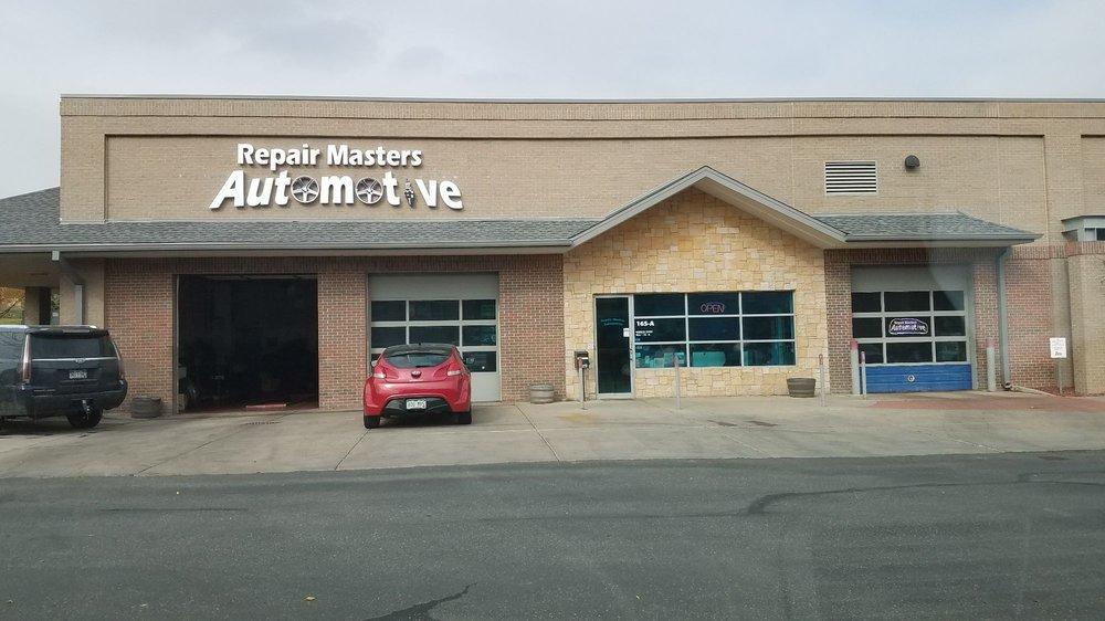 Repair Masters - Louisville: 165 McCaslin Blvd, Louisville, CO