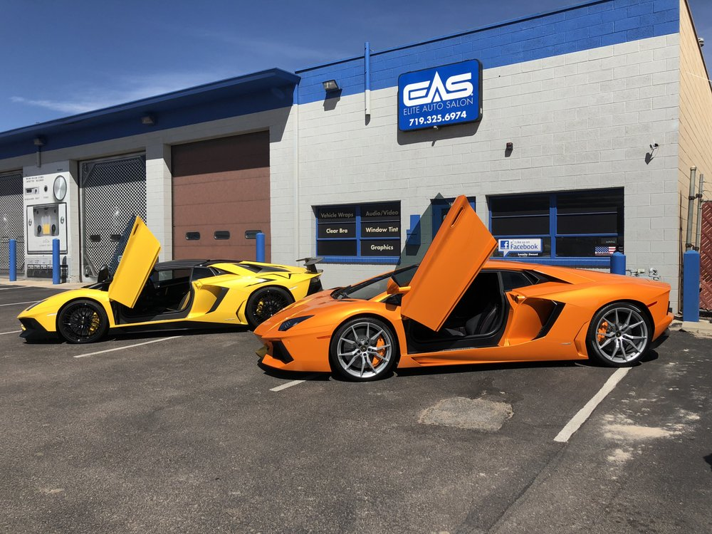 Elite Auto Salon Clear Bra Colorado Springs