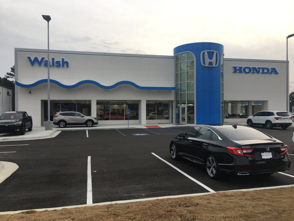Walsh honda 15 photos car dealers 2056 eisenhower for Honda dealers in georgia