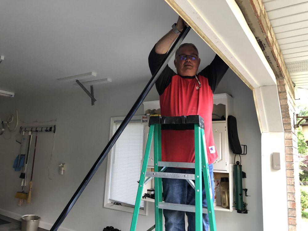 Dan's Garage Door & Fence: 5501 Godfrey Rd, Godfrey, IL