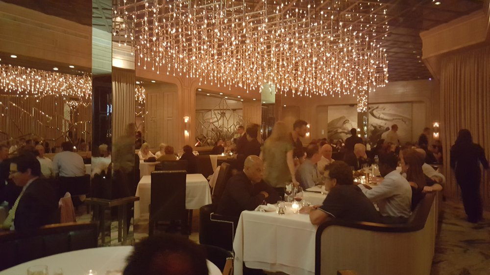 Main dining area yelp for Hunt fish club nyc