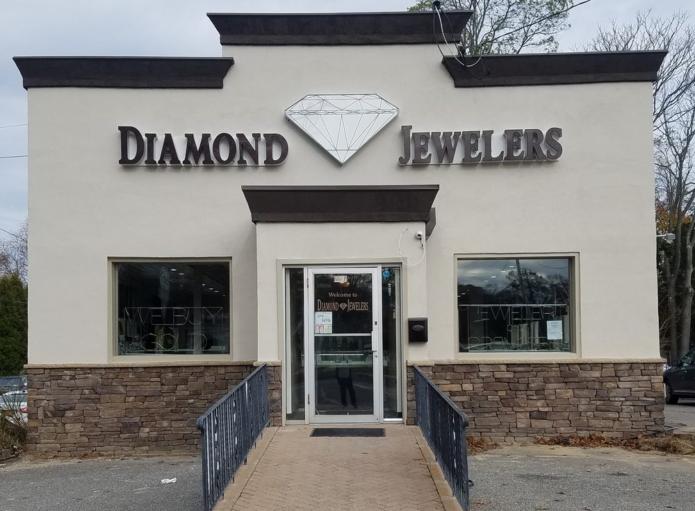 Diamond Jewelers - Centereach: 2257 Middle Country Rd, Centereach, NY