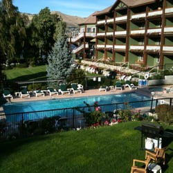 Photo Of Best Western Lakeside Lodge Chelan Wa United States And In