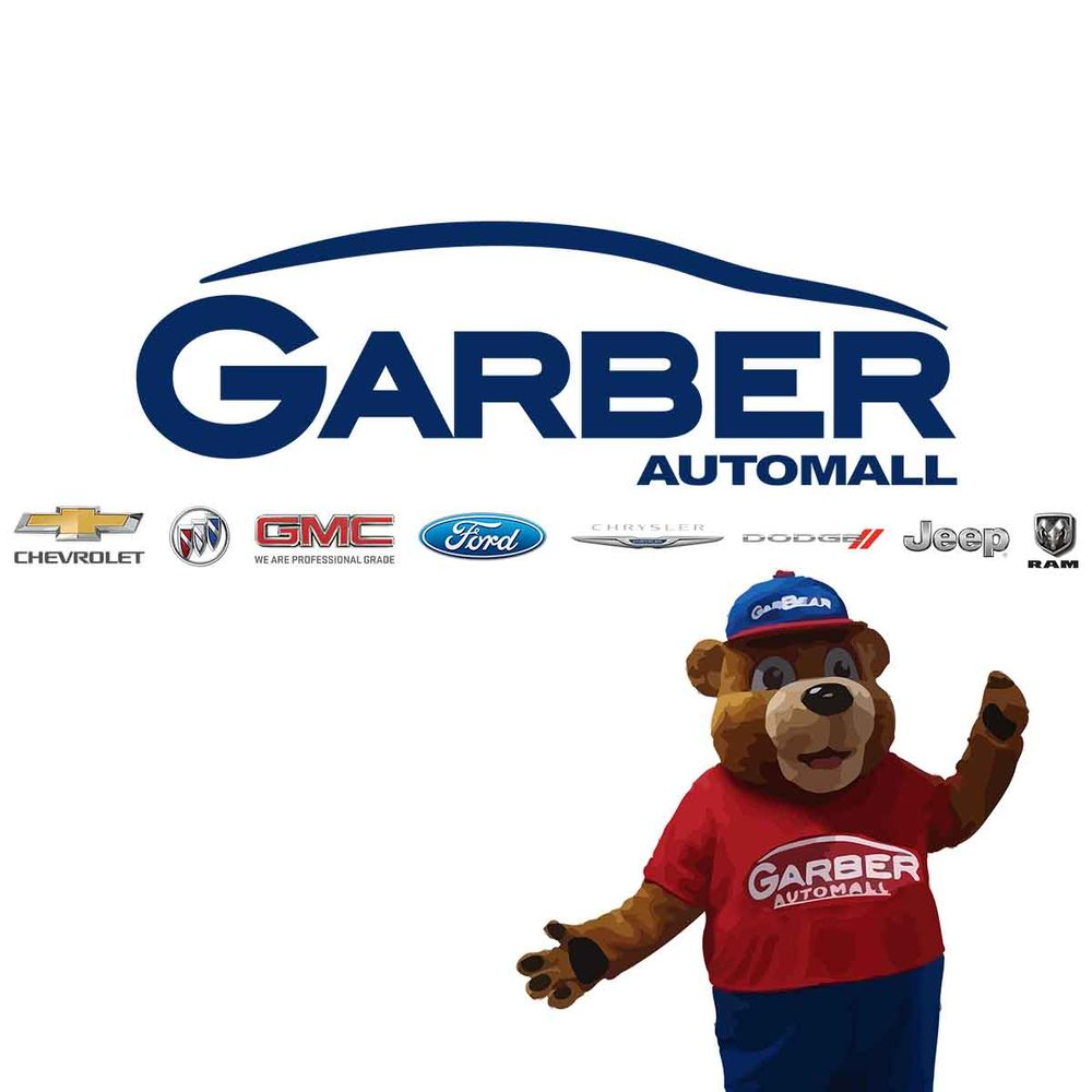 Garber Auto Mall >> Garber Automall Is Proud To Offer 8 American Manufacturers